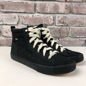 kids hightop ortholite sneakers